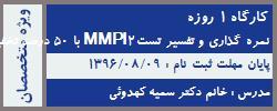 اجرا، نمره گذاری و تفسیر تست شخصیت MMPI2 با 50 درصد تخفیف
